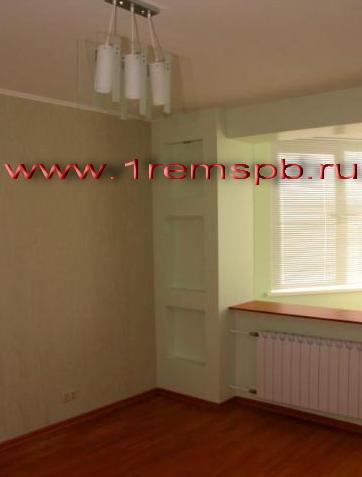 Ремонт квартир под ключ в СПб